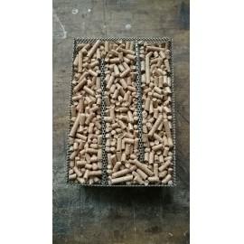 Bükkfa pellet sütéshez, grillezéshez - ACTIVA - 10 kg