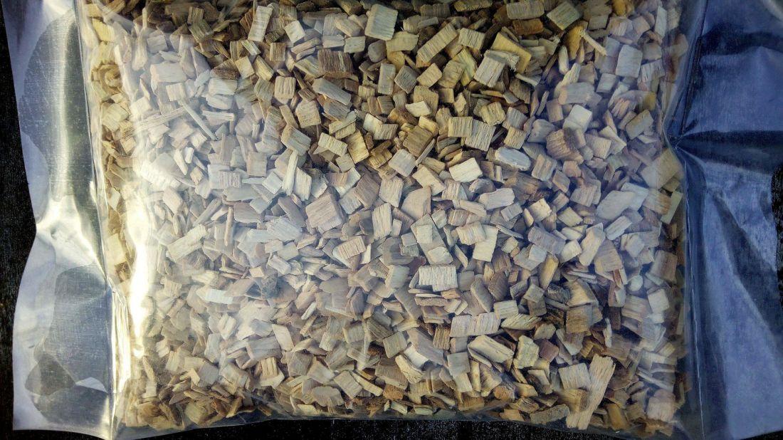 Bükkfa apríték barbecuehoz 2-16 mm - 1 kg
