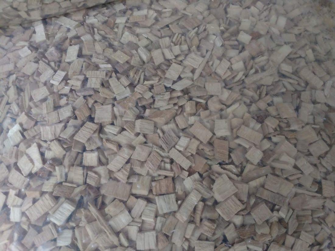 Német bükkfa apríték 2-16 mm füstgenerátoros hidegfüstöléshez - 15 kg