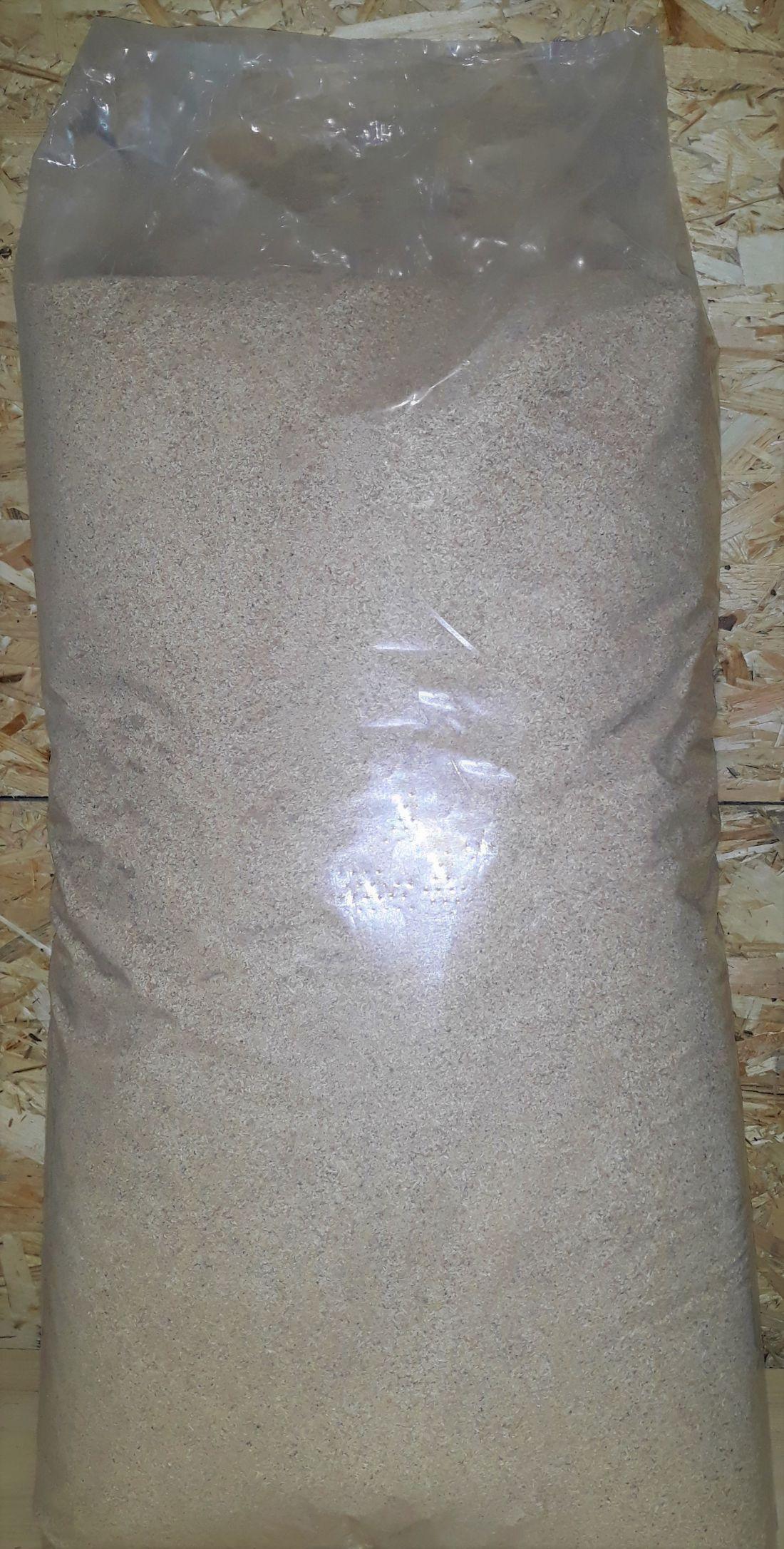 Német bükkfa apríték 0,5-1 mm hideg/meleg füstöléshez fűrészpor - 15 kg