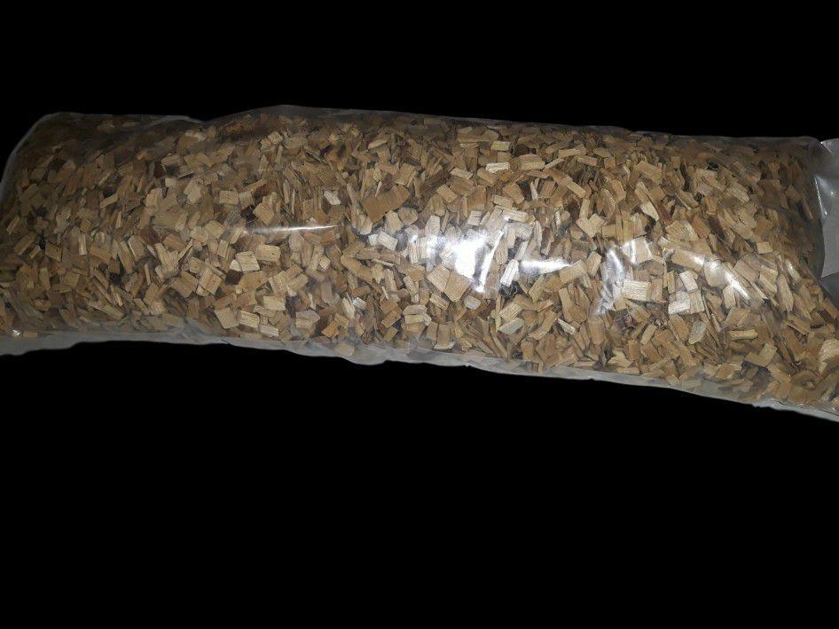 Cseresznyefa apríték 2-16 mm hidegfüstöléshez, barbecuehoz - 5 kg-os kiszer