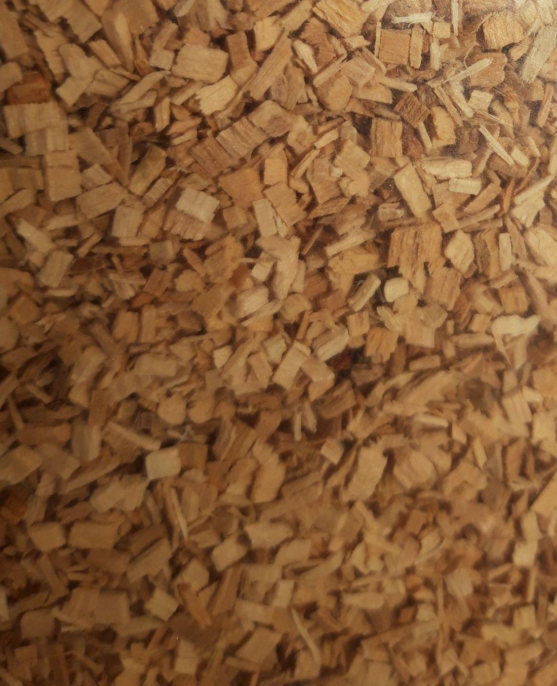 Német bükkfa apríték 1-4 mm fojtásos, alátüzeléses hidegfüstöléshez - 15 kg